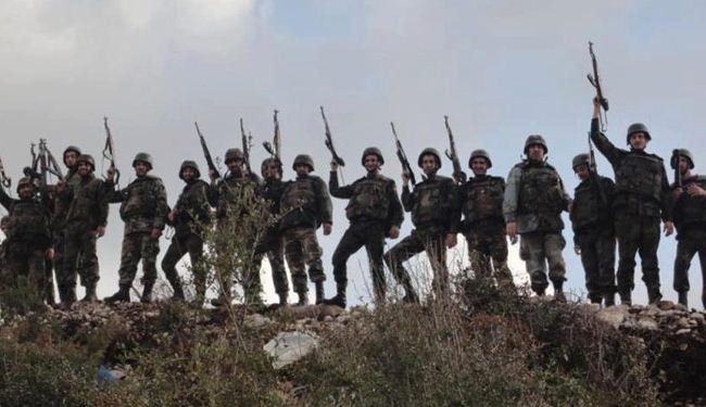 Syria army kills more militants across the country
