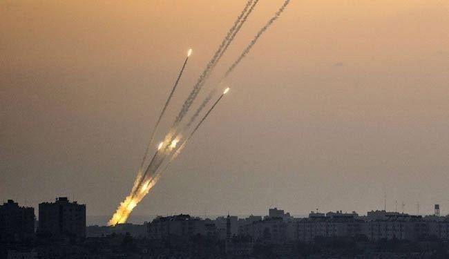 Hamas retaliatory shelling kills four Israeli forces in occupied lands