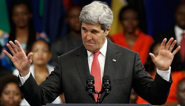 US officials defend Kerry from Israeli criticism