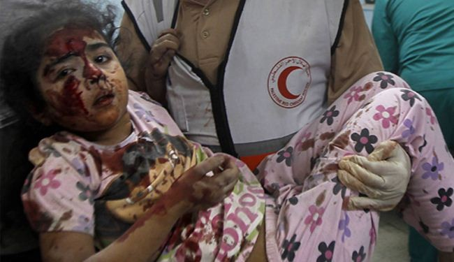 Israel has killed more than 250 children in its Gaza terror campaign