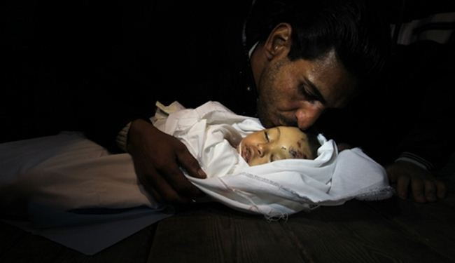 Do you have time to just read names of those killed by Israel in Gaza?