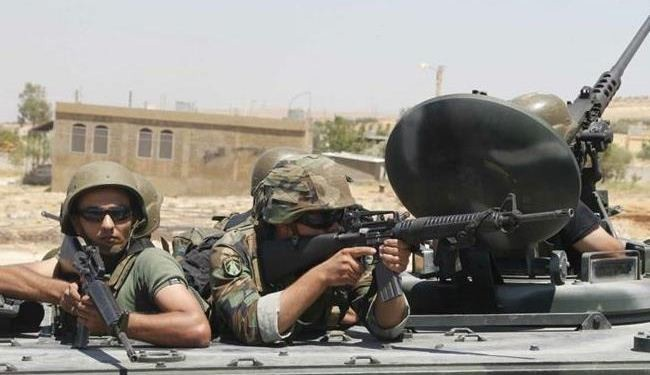 Syria vows to back Lebanon Army against Takfiri terrorists