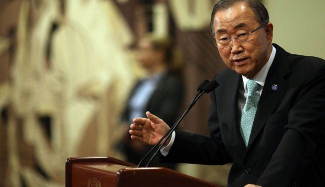 UN Chief: Gaza massacre, destruction shame whole world