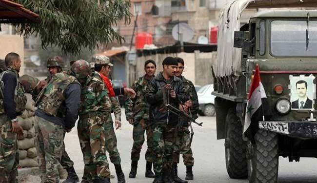 Syrian forces ambush insurgent positions, kill over 200