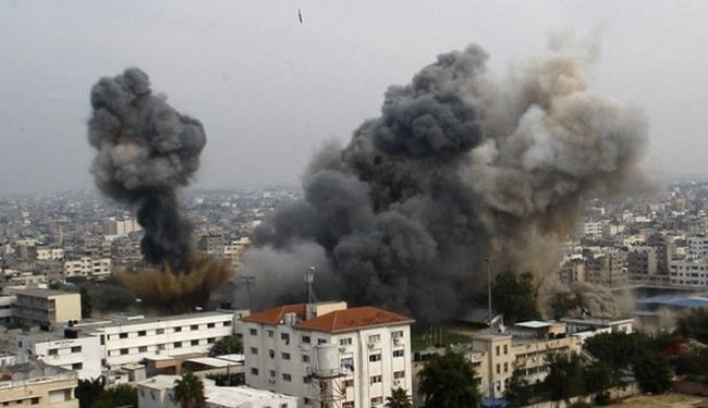 Israel Gaza bombing persists, killing 1, injuring dozens