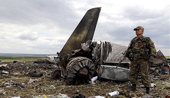 Ron Paul: US hides information on downing Malaysian plane