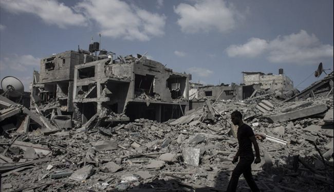 In Picture: Gaza agony through the lens of Time magazine