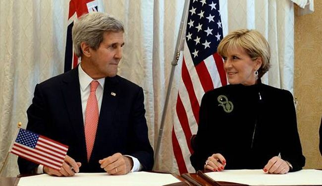 US, Australia to take issue of foreign ISIL terrorists to UN