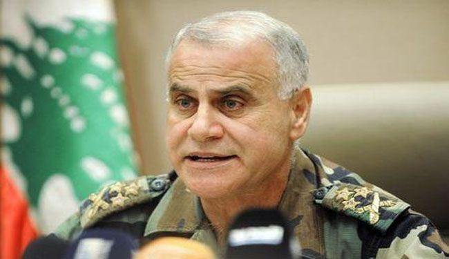 ISIL seeking sectarian war in Lebanon: Army chief