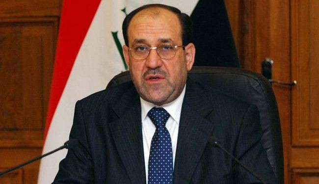 Iraq's Maliki says won't quit without court ruling