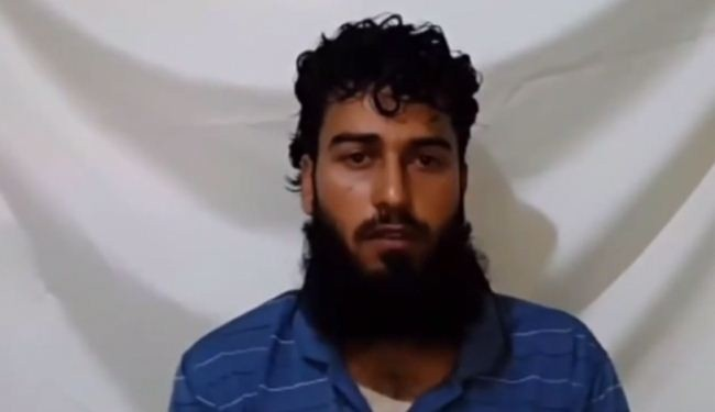 Syrian militant commander admits collaboration with Israel
