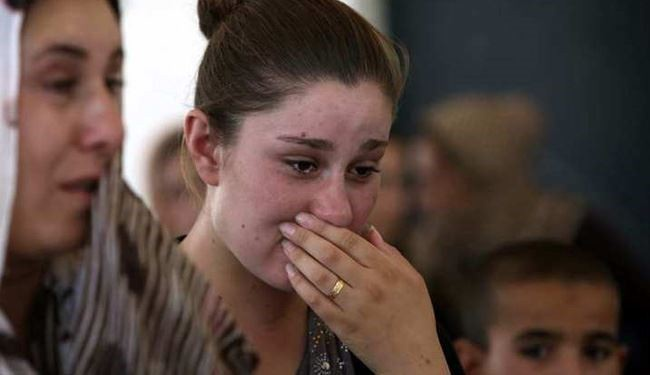 ISIL abducts Yazidi women, children: Cmdr. admits