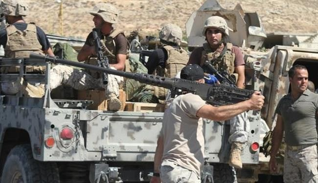Lebanon charges 43 insurgents over Arsal clashes