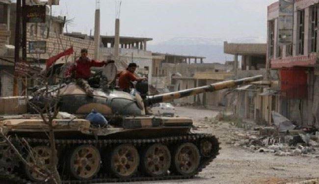 Syrian forces liberate key town of Mliha near capital