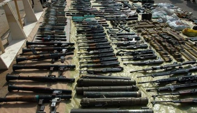 Former Soviet bloc nations supply ISIL weapons