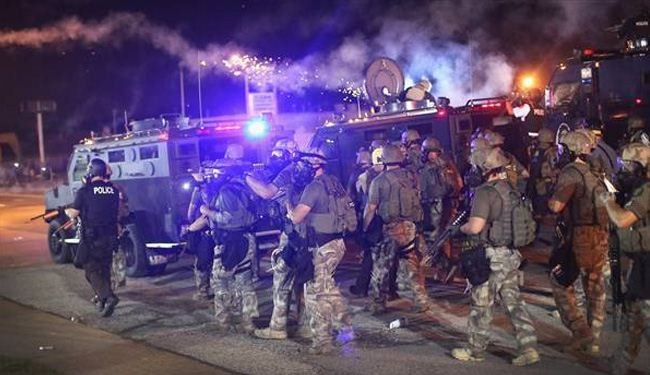 Discrimination against African-Americans root of Ferguson unrest