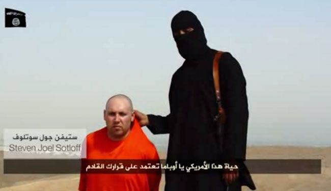 ISIL terrorists threaten to behead US second journalist