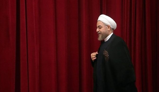 Rouhani: Iran determined to end nuclear standoff