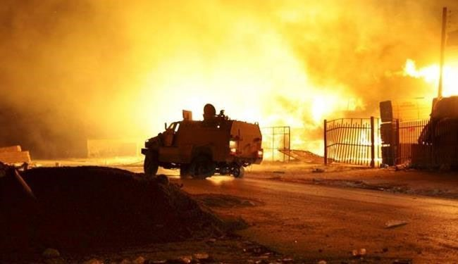 Libya rebel forces claim control of capital Tripoli