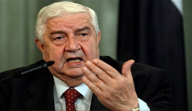 Any airstrikes on ISIL must be coordinated with Damascus: Moallem