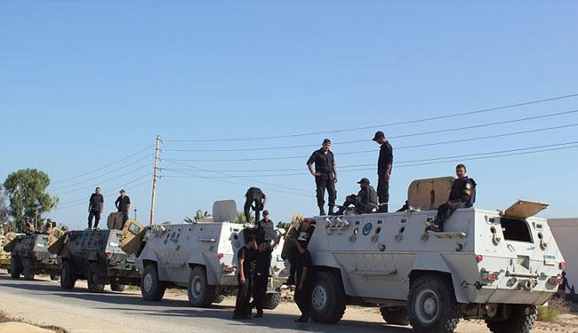 Egypt army to launch major raid on Sinai militants