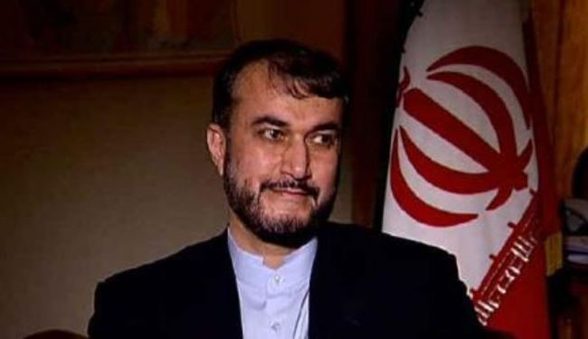 Iran deputy FM blames US policy for extremist groups