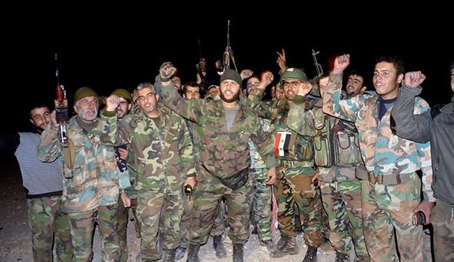 Syrian Army Regains Full Control of Halfaya in Hama