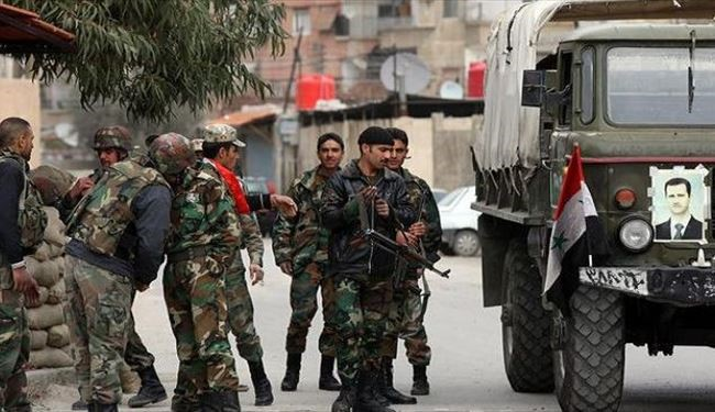 Syrian Army Advances in Hamah, Kills Scores of Terrorists