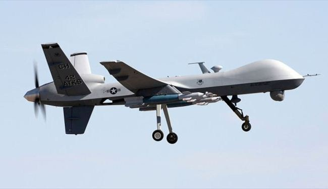 US drone crashes in southern Yemen, witnesses say