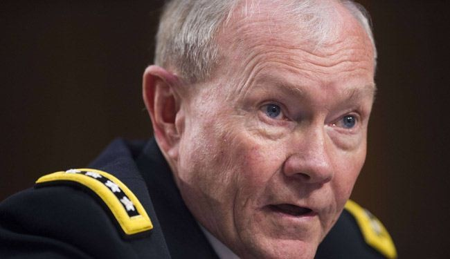 No safe haven for ISIL group: Dempsey
