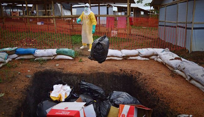 UN health agency says Ebola infection rate likely to get worse