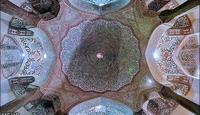 Iran's architecture in panorama