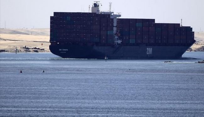 Anti-Israel BDS protestors block Israeli cargo ship in California