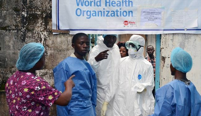 WHO: Ebola out of control in 3 West African Nations
