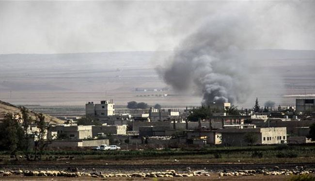 Syria Says Providing Military Support to Kurds in Kobani