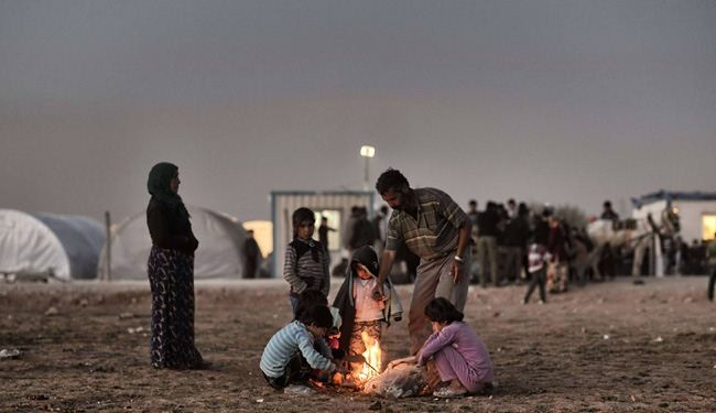 U.N. Says 13.6 Million Displaced in Iraq & Syria