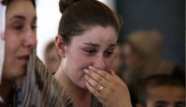Yazidi Girls Seized by ISIL as Spoils of War Speak Out After Escape
