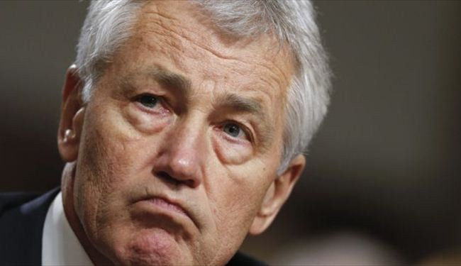 Assad 'indirectly benefiting' from US war on ISIL: Hagel