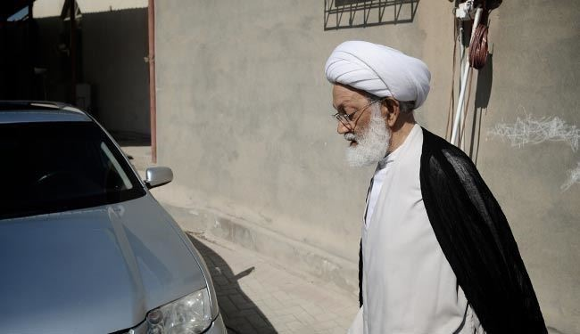 Bahraini Regime Forces Attacked the House of Ayatollah Sheikh Isa Ghasem