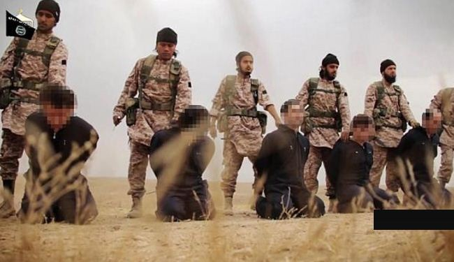 ISIS Beheads 4 Men for Blasphemy in Syria