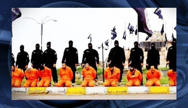 Photos Show ISIL's Mass Execution in Iraq's Tikrit
