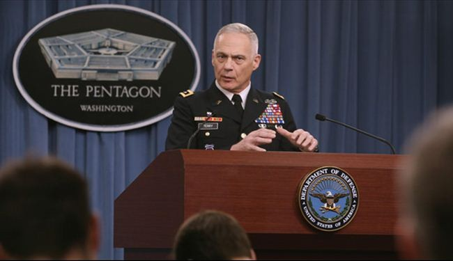 Anti-ISIS fight to take at least three years: U.S. general