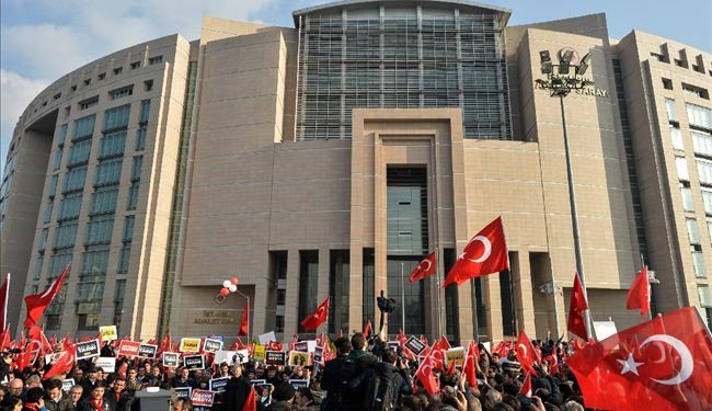 Turkey Court orders arrest for 4 on terrorism charges