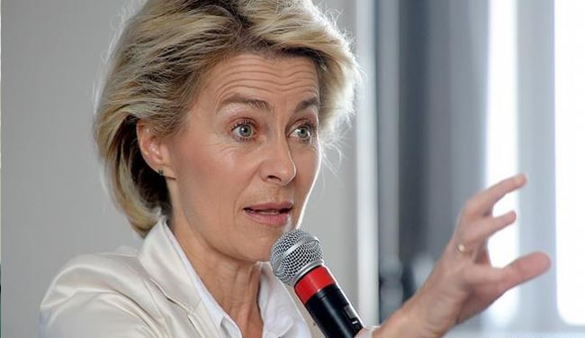 Hackers to Copy the Thumbprint of German Defence Minister