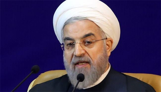 President Rouhani condoled with Indonesian nation