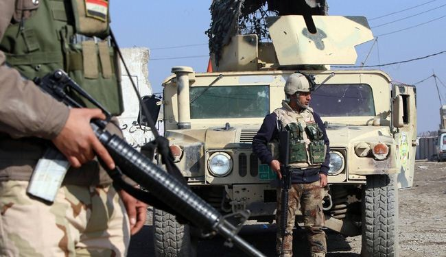 Iraq Army Repels ISIS Attacks in Saudi Border