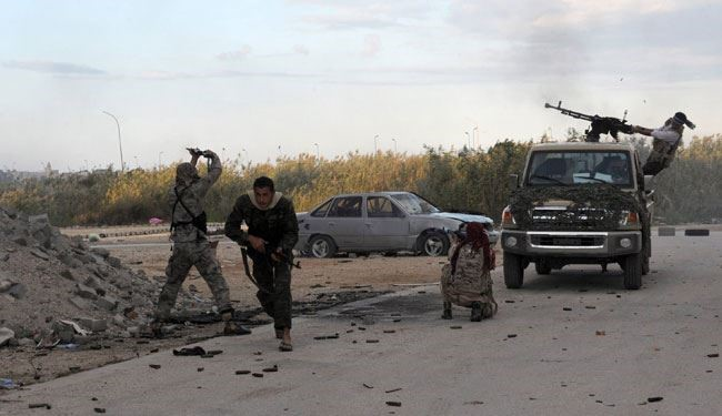 ISIS Executed 14 Libyan Soldiers in the South