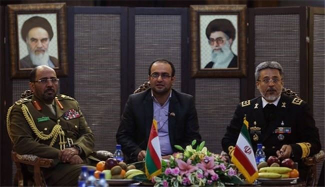 Iran's plans to maintain its naval presence in the international waters