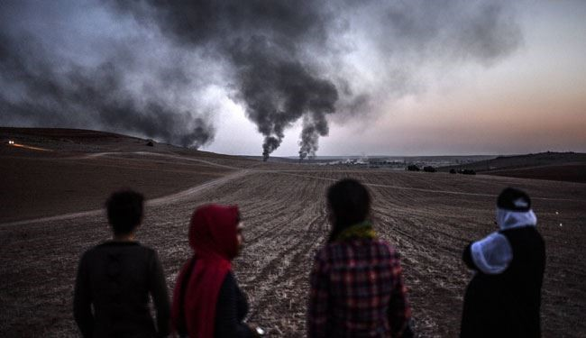 Kurdish Fighters Control 90% of Syrian Kobani