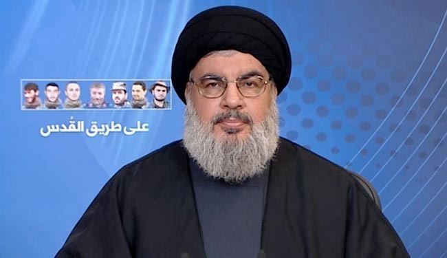 Nasrallah: Hezbollah is not Fearful of Standing against Israel